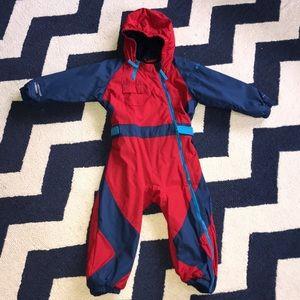 Columbia toddler snowsuit, size 3t